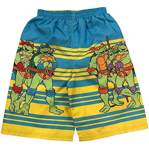 34b7301c04 Trunks & Shorts – Toddler Boys Teenage Mutant Ninja Turtles Swim Short Trunk  – 4T